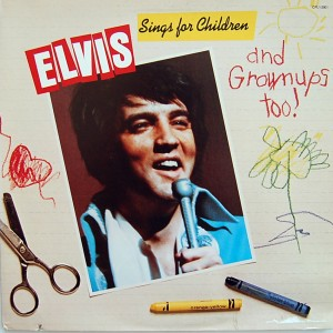 elvis_sings_for_children_front
